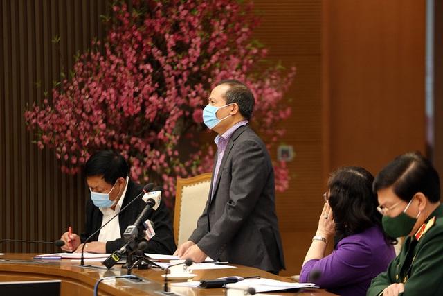 Báo cáo Thủ tướng việc các tỉnh lân cận ngăn sông, cấm chợ với Hải Dương  - Ảnh 2.