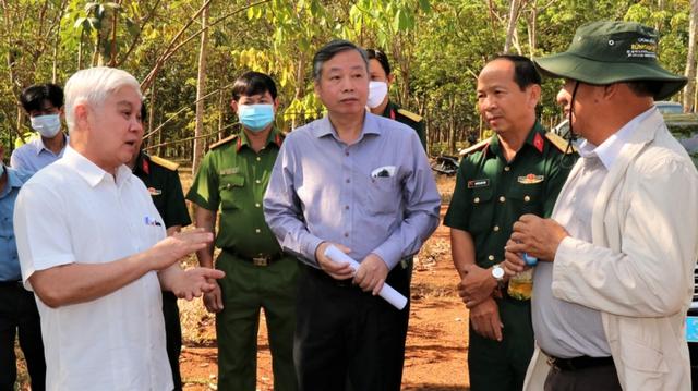 Bình Phước sẽ xây dựng sân bay lưỡng dụng rộng 500ha - Ảnh 1.