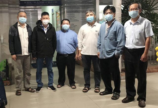 Bệnh viện Chợ Rẫy cử chuyên gia sinh hóa, xét nghiệm chi viện Hải Dương - Ảnh 1.