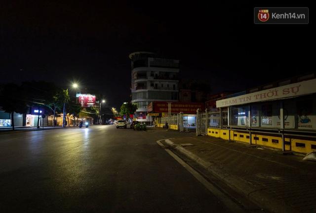 Chùm ảnh: Quang cảnh nội thành Hải Dương trong những ngày giãn cách xã hội toàn tỉnh - Ảnh 3.