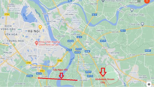 Vị trí chính xác siêu dự án gần 450 ha của Vinhomes tại Hưng Yên vừa được Thủ tướng phê duyệt nằm ở đâu? - Ảnh 1.