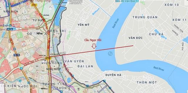 Vị trí chính xác siêu dự án gần 450 ha của Vinhomes tại Hưng Yên vừa được Thủ tướng phê duyệt nằm ở đâu? - Ảnh 2.