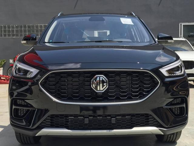 MG ZS 2021 bản giá rẻ về đại lý, mẫu cũ xả hàng còn 450 triệu, quyết đấu Kia Seltos và Hyundai Kona - Ảnh 2.
