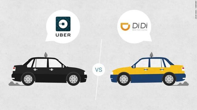 Tại sao Didi của Trung Quốc thành công rực rỡ, trong khi Uber thì vật lộn từng ngày? - Ảnh 1.