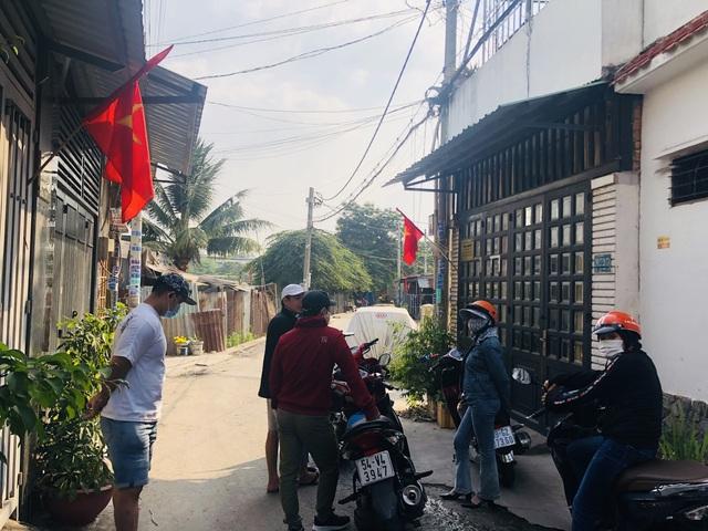 Tài chính 2,5 tỷ không mua nổi nhà ở quận vùng ven Sài Gòn - Ảnh 1.