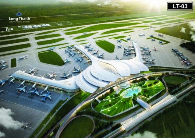 Thành lập Đại diện Cảng vụ hàng không tại sân bay Long Thành - Ảnh 1.