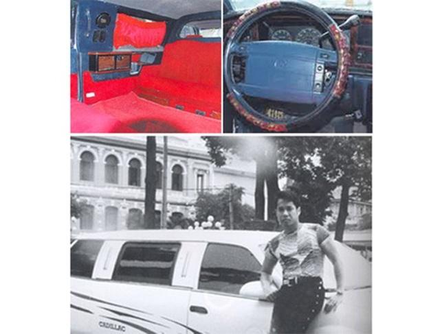 Ông hoàng nhạc sến Ngọc Sơn và cách tiêu tiền lạ kì: Mua bảo hiểm trinh tiết đời trai 1 triệu USD, đầu tư 1000 cây vàng đúc tượng chính mình, thuê vệ sĩ chỉ để bảo vệ xe sang - Ảnh 14.