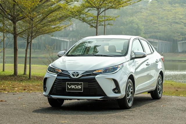 Chênh 152 triệu đồng, 4 bản Toyota Vios 2021 có gì khác, GR-S đắt nhất phân khúc có đáng mua? - Ảnh 2.