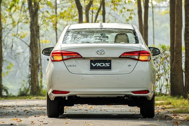 Chênh 152 triệu đồng, 4 bản Toyota Vios 2021 có gì khác, GR-S đắt nhất phân khúc có đáng mua? - Ảnh 11.