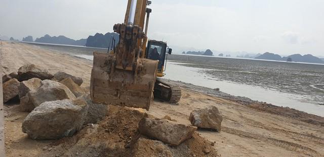 Dự án BĐS hot nhất Vân Đồn bị phạt vì lấn chiếm trái phép vịnh Bái Tử Long - Ảnh 3.
