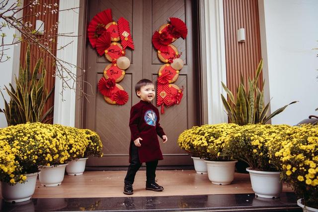Á hậu Tú Anh kết hôn cùng thiếu gia ngành xây dựng, ở biệt thự cao cấp nhất nhì Hà thành, ngắm từng ngóc ngách càng ngưỡng mộ độ giàu sang - Ảnh 22.