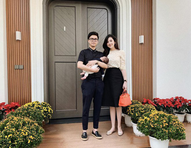 Á hậu Tú Anh kết hôn cùng thiếu gia ngành xây dựng, ở biệt thự cao cấp nhất nhì Hà thành, ngắm từng ngóc ngách càng ngưỡng mộ độ giàu sang - Ảnh 24.