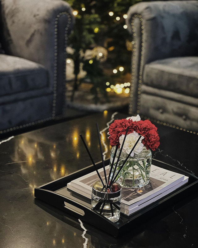 Á hậu Tú Anh kết hôn cùng thiếu gia ngành xây dựng, ở biệt thự cao cấp nhất nhì Hà thành, ngắm từng ngóc ngách càng ngưỡng mộ độ giàu sang - Ảnh 29.