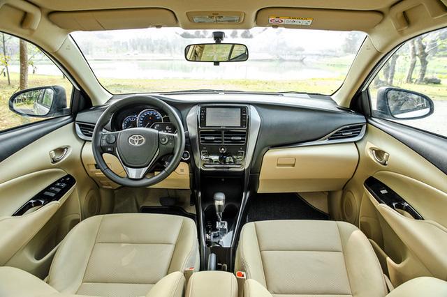 Chênh 152 triệu đồng, 4 bản Toyota Vios 2021 có gì khác, GR-S đắt nhất phân khúc có đáng mua? - Ảnh 5.