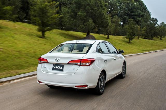 Chênh 152 triệu đồng, 4 bản Toyota Vios 2021 có gì khác, GR-S đắt nhất phân khúc có đáng mua? - Ảnh 8.