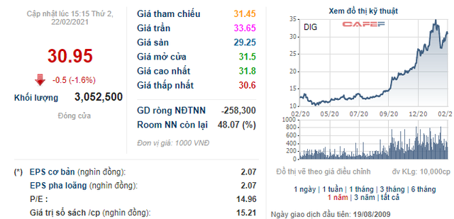 DIC Corp (DIG) lên phương án phát hành gần 32 triệu cổ phiếu trả cổ tức, tăng VĐL lên 3.500 tỷ đồng - Ảnh 2.