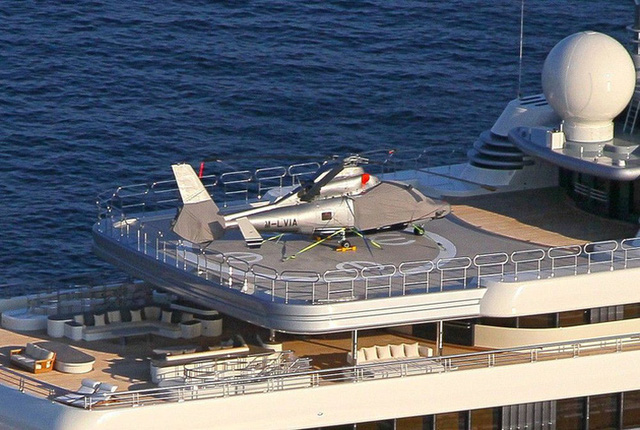 Sốc toàn tập với du thuyền 13,6 nghìn tỷ của ông chủ giàu có bậc nhất làng bóng đá - Ảnh 3.
