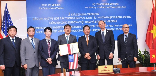 Hợp tác 3 trụ cột kinh tế giữa Việt Nam và bang Tây Virginia - Ảnh 1.