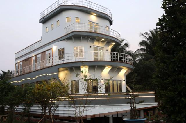 Chiêm ngưỡng căn nhà du thuyền 5 tỷ độc nhất miền Tây - Ảnh 14.