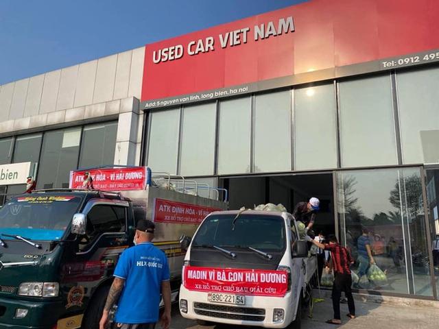 Bỏ xó cả chục ô tô bạc tỷ, ông chủ showroom đi bán ngô và trứng gà, giải cứu nông sản Hải Dương - Ảnh 6.