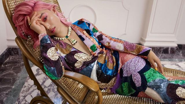 27 tuổi, từng là con vịt xấu xí bị phân biệt chủng tộc, Margaret Zhang giờ có gì trong tay để ngồi lên chiếc ghế tổng biên tập Vogue Trung Quốc?  - Ảnh 4.