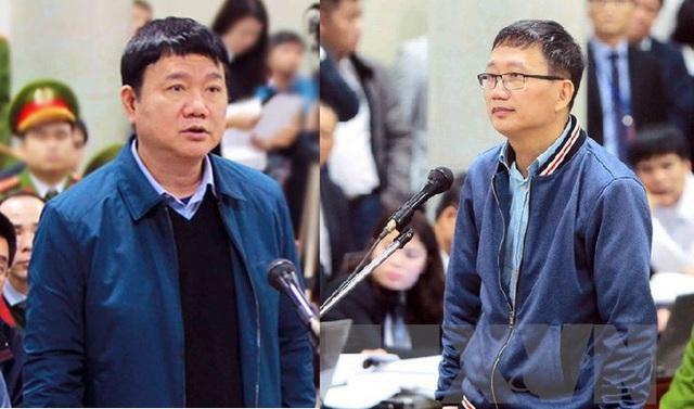 Ông Đinh La Thăng và Trịnh Xuân Thanh sắp hầu toà với cáo buộc gây thiệt hại 543 tỉ đồng  - Ảnh 1.