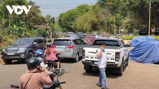 Cảnh giác sốt đất ảo ăn theo quy hoạch sân bay ở Bình Phước - Ảnh 1.