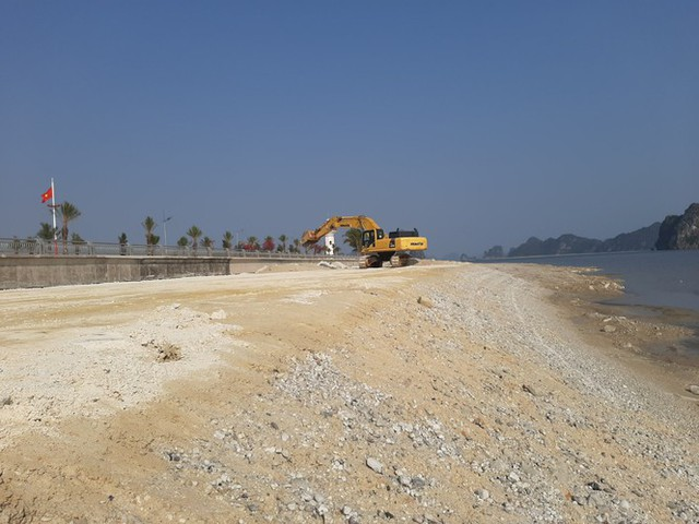 Lấn chiếm vịnh trái phép, chủ dự án BĐS hót nhất Vân Đồn buộc trả nguyên trạng - Ảnh 2.