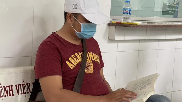Cận cảnh tiêm thử nghiệm vắc xin ngừa COVID-19 tại Long An - Ảnh 11.