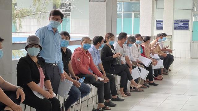 Cận cảnh tiêm thử nghiệm vắc xin ngừa COVID-19 tại Long An - Ảnh 12.