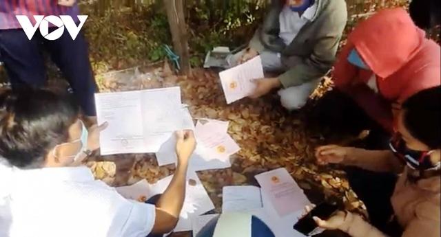 Cảnh giác sốt đất ảo ăn theo quy hoạch sân bay ở Bình Phước - Ảnh 3.