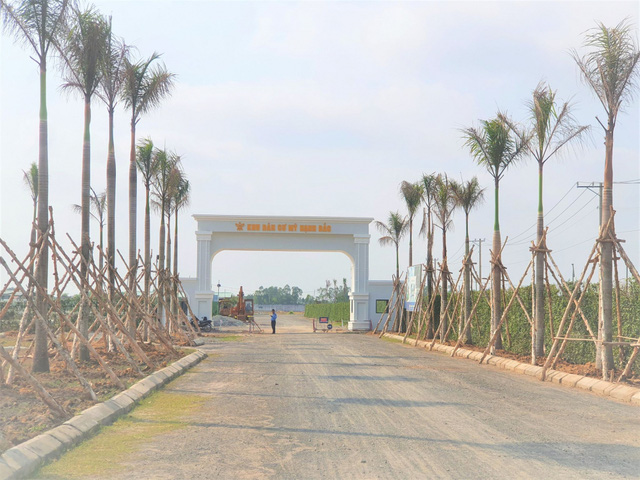 Huyện Đức Hòa, tỉnh Long An sẽ kiểm tra Dự án Hamilton Garden vì khách hàng nghi là dự án ma - Ảnh 3.