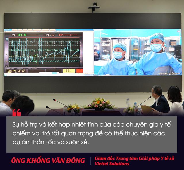 80% thành công chuyển đổi số trong ngành y tế bắt nguồn từ yếu tố phi công nghệ  - Ảnh 3.