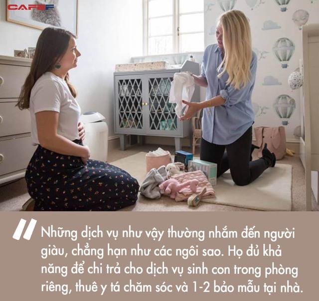 1 ngày làm việc của trợ lý mẹ bỉm sữa cho nhà giàu: Phải đa-zi-năng để hoàn thành đủ thứ việc, nhưng hưởng mức lương hậu hĩnh lên tới 10 triệu VND/h - Ảnh 4.