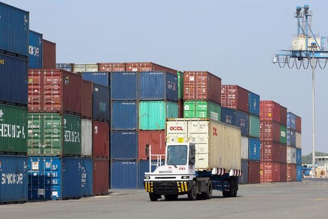 Giải bài toán thiếu container  - Ảnh 1.
