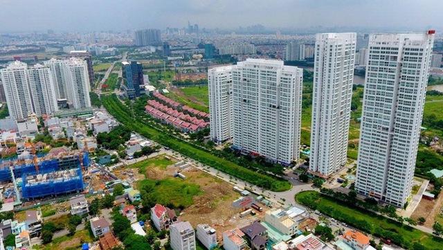 Bất chấp COVID-19, giá căn hộ đầu năm vẫn tăng - Ảnh 2.