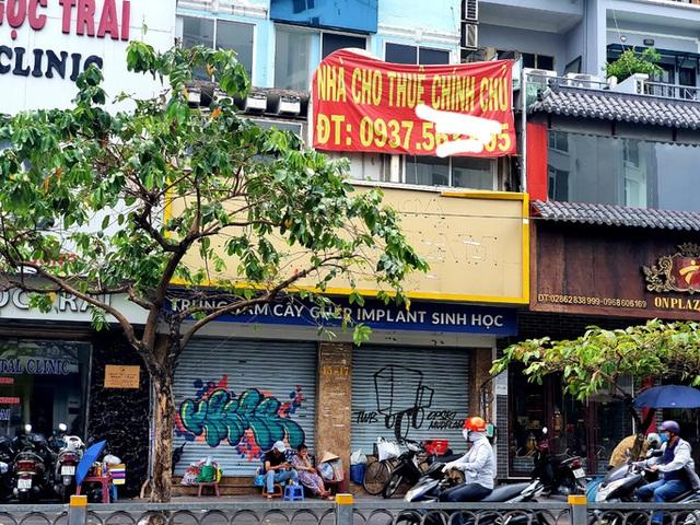 Mặt tiền đắt địa cho thuê ở TP HCM giảm giá 30% vẫn ế !  - Ảnh 9.