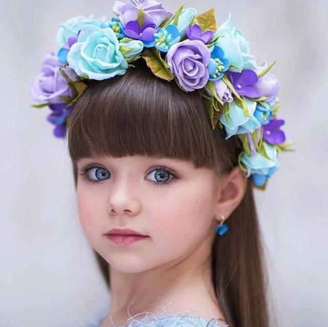 Được mệnh danh là cô bé xinh đẹp nhất thế giới với đôi mắt xanh thẳm say đắm lòng người, siêu mẫu nhí đẹp không góc chết giờ ra sao? - Ảnh 9.
