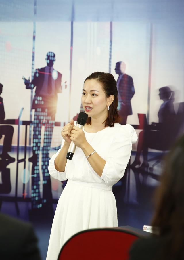 CEO SeABank Lê Thu Thủy: Sẽ có cuộc chạy đua gay gắt trong ngành ngân hàng năm 2021 - Ảnh 1.