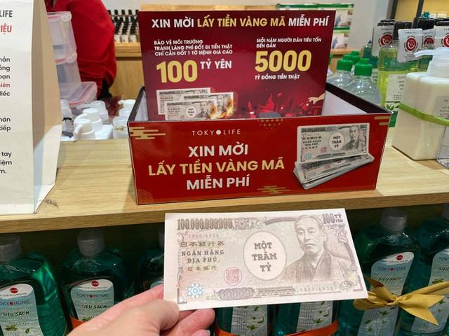 """Cửa hàng ở Hà Nội chơi lớn tặng """"tiền tỷ"""" cho khách và ý nghĩa bất ngờ phía sau - Ảnh 1."""
