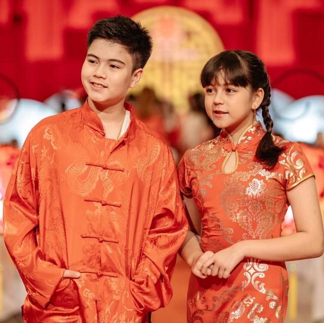 Hai thiên thần nhí đẹp nhất Thái Lan từng gây bão MXH, sau 7 năm ngoại hình hiện tại khiến nhiều người ngỡ ngàng - Ảnh 6.