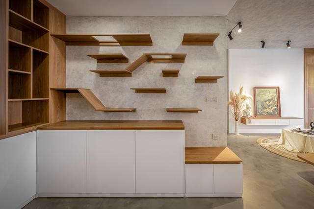 Trai độc thân Sài thành đầu tư gần 1 tỷ tân trang lại nhà: Phong cách tối giản mang đậm cá tính nhìn là biết có gu - Ảnh 7.