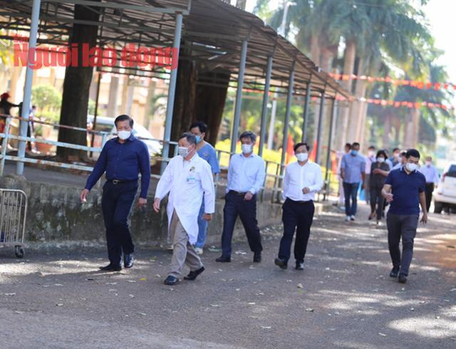 Lên phương án thành lập 2 bệnh viện dã chiến tại Gia Lai  - Ảnh 2.