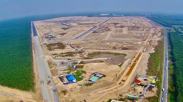 Khu tái định cư sân bay Long Thành đã thành hình  - Ảnh 1.