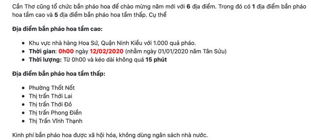 Nơi đón giao thừa sớm nhất Việt Nam: 20h diễn văn nghệ, 21h đốt pháo vì người dân bận ngủ sớm!  - Ảnh 2.