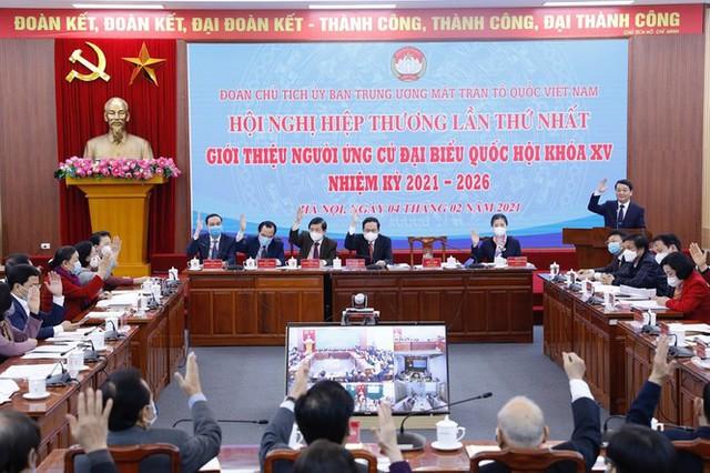 Tăng đại biểu Quốc hội chuyên trách, giảm đại biểu ở các cơ quan Đảng, Chính phủ - Ảnh 2.