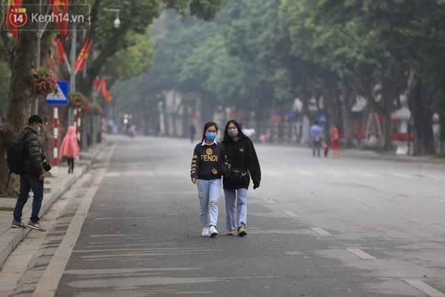 CHÍNH THỨC: Hà Nội tạm dừng hoạt động phố đi bộ hồ Gươm từ ngày 5/2 - Ảnh 1.