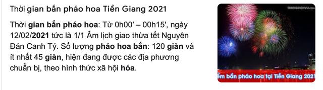 Nơi đón giao thừa sớm nhất Việt Nam: 20h diễn văn nghệ, 21h đốt pháo vì người dân bận ngủ sớm!  - Ảnh 4.