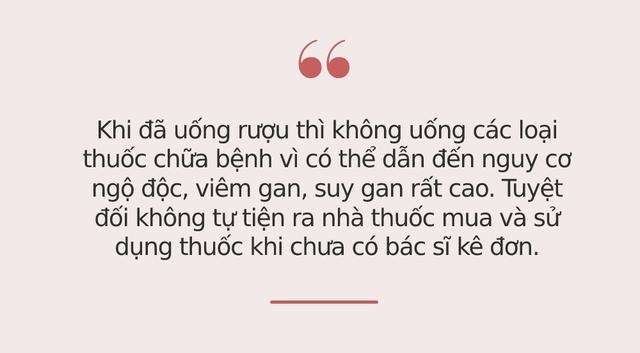 Từ câu chuyện ung thư gan của người quen, bác sĩ nghìn like bệnh viện Việt Đức chia sẻ 10 việc nên làm dịp Tết để gan không bị tổn thương  - Ảnh 2.