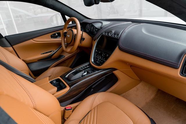 Rộ tin doanh nhân Phạm Trần Nhật Minh mua Aston Martin DBX đầu tiên về Việt Nam giá 20 tỷ đồng - Ảnh 5.
